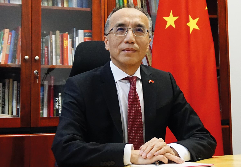 Foto: Chinesische Botschaft in Österreich